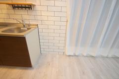 206号室キッチン3