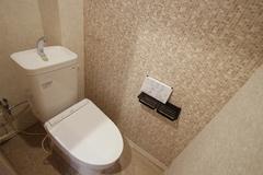 206号室トイレ1