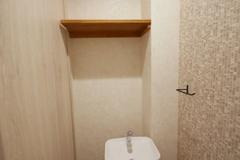 206号室トイレ2