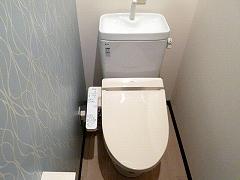 107号室トイレ