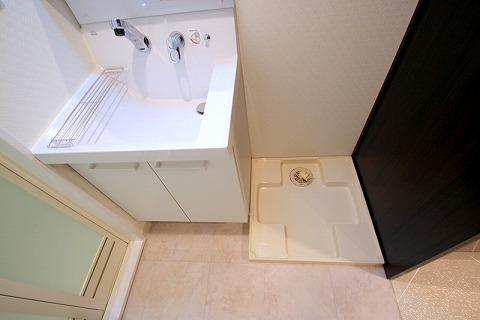 洗面所・洗濯機置き場