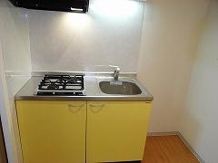 306号キッチン