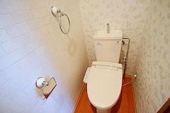 幸梅ハイツ505号トイレ