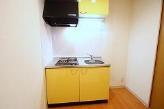 幸梅ハイツ505号キッチン2