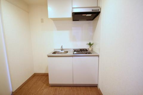 210号室キッチン