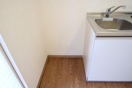 210号冷蔵庫設置スペース
