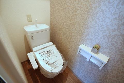 210号室トイレ