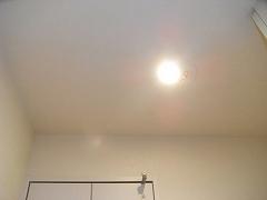 幸梅ハイツ208号照明